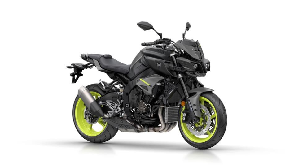 Promotion Yamaha MT-10 - 2018