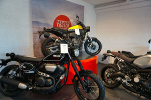 Showroom Brussels Moto Store