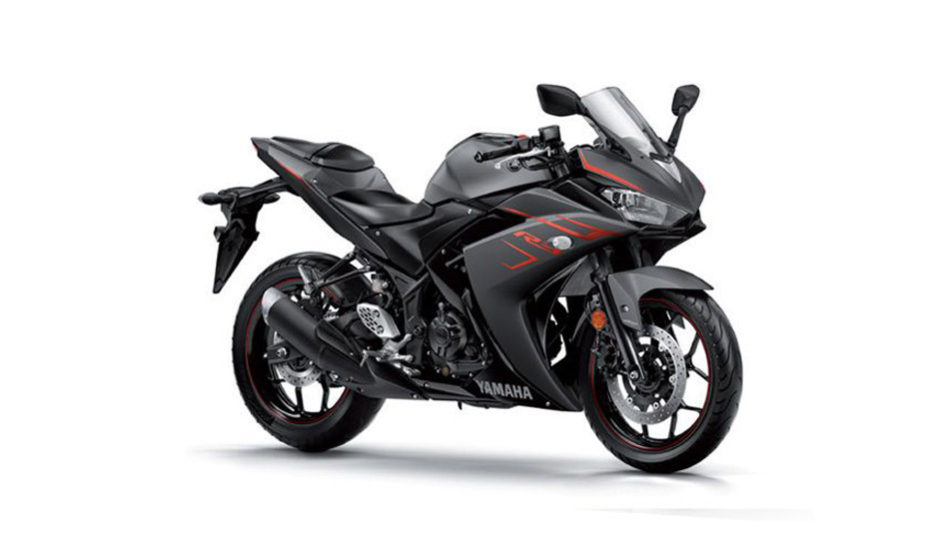 Promotion Yamaha YZF-R3 Power Black - 2017