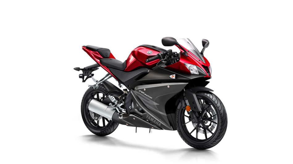 Promotion Yamaha YZF-R125 Radical red - 2017